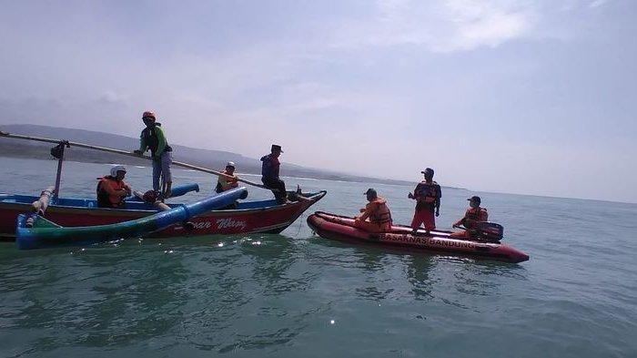 Sudah Dua Hari Dicari, Pemuda Asal Bandung yang Tenggelam di Pantai Cikaso Garut Belum Ditemukan