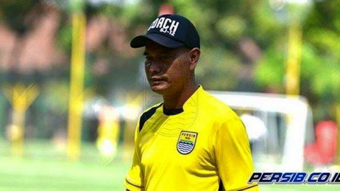 Sujana, mantan pemain Persib Bandung