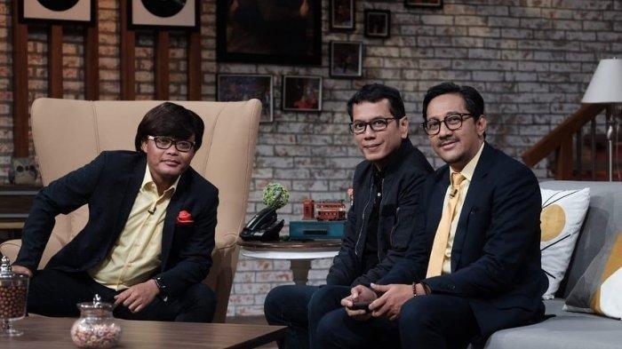 Banyak yang Kaget Wishnutama Dicopot dari Menteri Parekraf, Sule: TV Lagi Mas