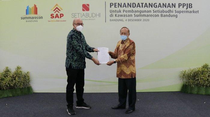 Setiabudhi Supermarket Semakin Melengkapi Summarecon Bandung
