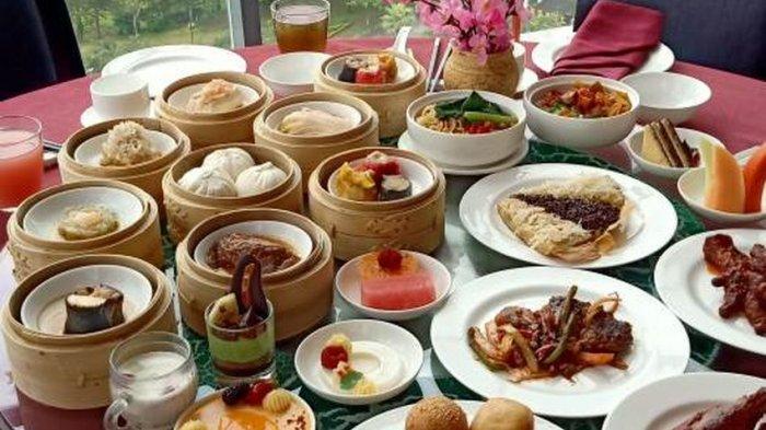 Sunday All You Can Eat Dim Sum di Tian Jing Lou, InterContinental Bandung Dago Pakar