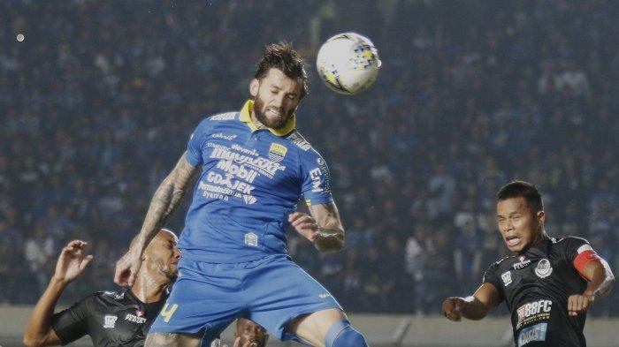 Pesan Perpisahan Bojan Malisic untuk Persib Bandung, Ini Rekor Terbaik Selama Perkuat Maung Bandung