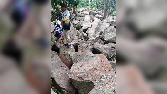 Soal Batu Unik di Buahdua Sumedang, Disbudparpora Sudah Surati Pihak Arkeologi Minta Diteliti