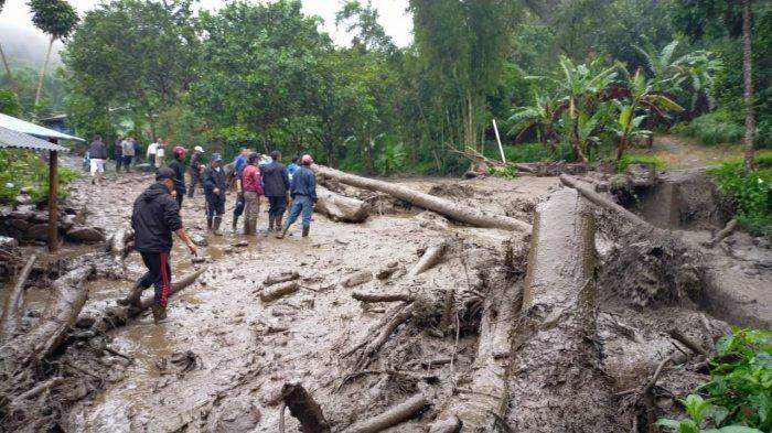 Warga Rawadulang Panik Berlarian Hindari Serbuan Air, Ini Detik-detik Banjir Bandang di Puncak Bogor