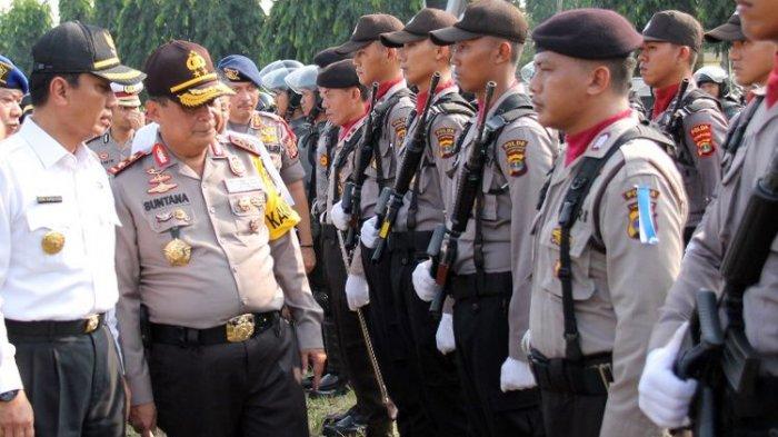 Kapolri Minta Bawahan Berantas Begal, Kapolda Lampung: Para Kapolres dan Kapolsek Jadi Stres