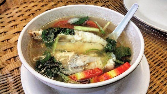 Resep Sup Ikan Gurame Kuah Gurih Pedas untuk Menu Sahur Spesial Anda di Rumah