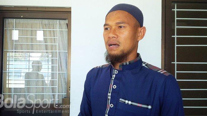Berlebaran di Pekanbaru, Ini Agenda Kapten Persib Bandung Supardi Nasir Saat Idulfitri