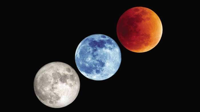 Wow! Tak Hanya Super Blue Blood Moon, Ternyata Fenomena ini juga akan Terjadi Nanti Malam