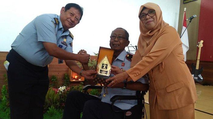 Pimpinan Lapas Klas II B Purwakarta Berganti, Rino Soleh Sumitro Jadi Kalapas Baru