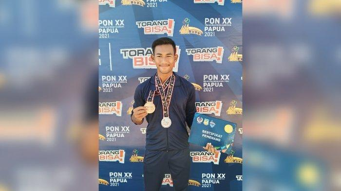 Atlet Indramayu Kembali Sumbang Medali Emas untuk Jabar di PON XX Papua, Ini Sosoknya