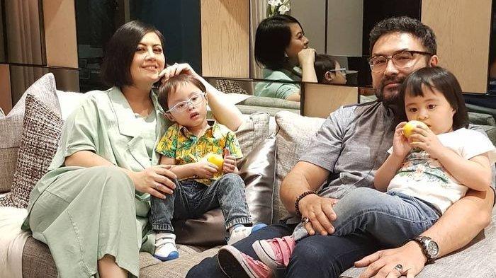 Surya Saputra Sukses di Ikatan Cinta, Sang Anak Punya Panggilan Khusus untuk Amanda Manopo