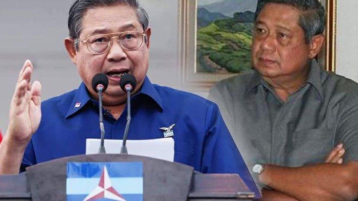 Isu Kudeta Partai Demokrat, SBY: ''Jokowi Punya Integritas, Tidak Seperti Moeldoko''