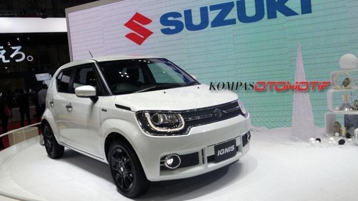 Penjualan Ignis Anjlok di Februari, Begini Penjelasan Suzuki Indomobil