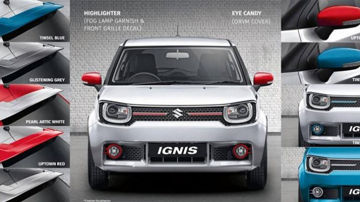 New Ignis Ramaikan Pasar City Car