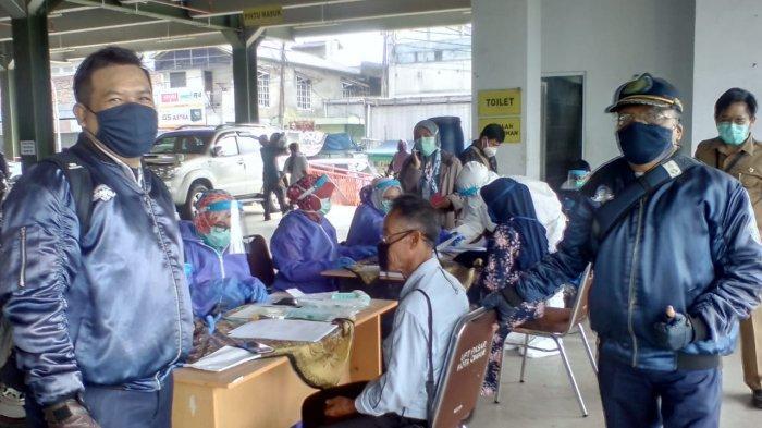 Di Kota Cimahi, Jumlah Pasien Aktif Covid-19 dan yang Sembuh Skornya Hampir Imbang