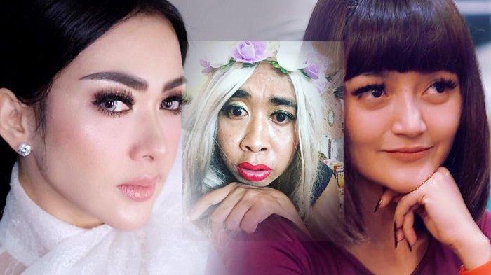 Soal Lagu 'Lagi Syantik', Syahrini Sebut Itu Jargonnya, Siti Badriah: Tahunya Dari Mimi Peri