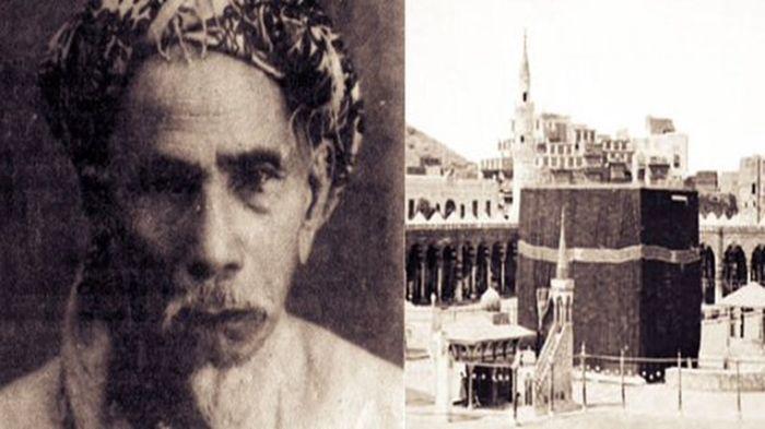 Subhanallah. . Ternyata Ini Orang Indonesia Pertama yang Pernah Menjadi Imam Besar di Masjidil Haram