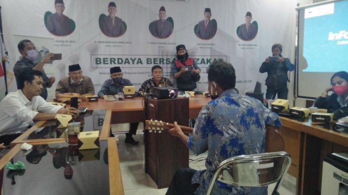 Cari Keadilan Atas Haknya, Syam Permana Ciptakan Lagu Berjudul ''Hak Pencipta Lagu''