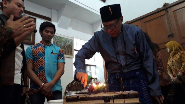 INNALILLAHI, Mantan Mendagri Syarwan Hamid Meninggal Dunia Tadi Subuh di RS Dustira Cimahi