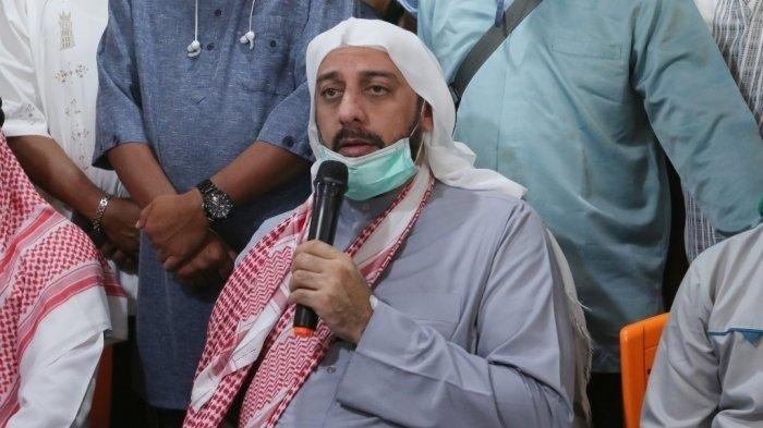 Syekh Ali Jaber soal pelaku penusukan.