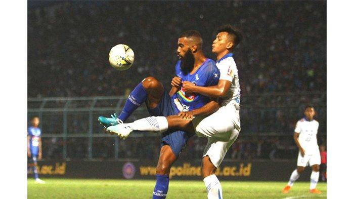 Hasil Akhir Arema FC 5-1 Persib Bandung, Maung Bandung Hancur di Stadion Kanjuruhan