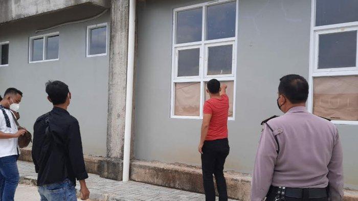 Kronologi Dua Tahanan Kejaksaan Negeri Kota Tasikmalaya Kabur, Saat Diisolasi di RS karena Covid-19