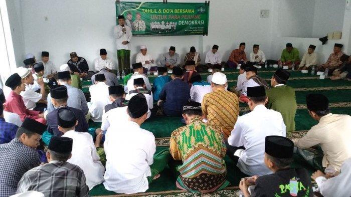 8 Petugas KPPS di Kabupaten Cirebon Meninggal Dunia, PCNU Gelar Doa Bersama