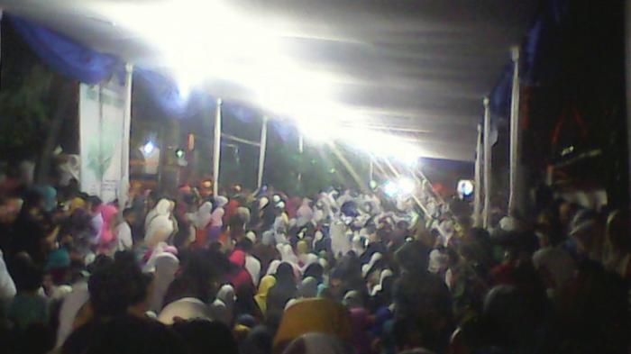 BREAKING NEWS Klaster Ibu-ibu Pengajian di Cianjur, 53 Warga Terpapar Covid-19, Ini Asal Mulanya