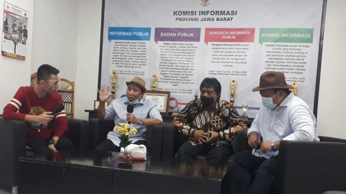 Ketertutupan Rawan Korupsi, AMSI-Komisi Informasi Jabar Dorong Lembaga Dibiayai Negara Lebih Terbuka
