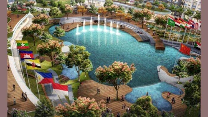 Taman Asia Afrika Akan Segera Hadir di Kota Bandung