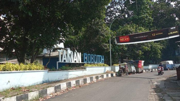 Taman Bobotoh di Jalan Cilentah Kota Bandung