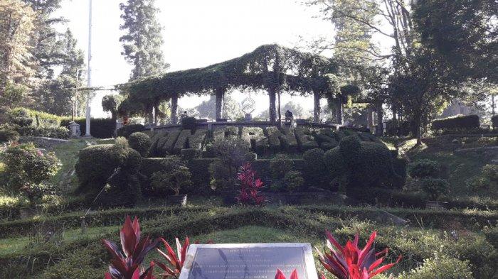 BERITA FOTO: Rindangnya Taman Ganesha di Depan ITB