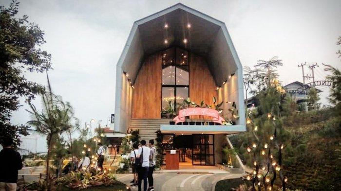 Tiga Tempat Wisata Kuliner yang Memiliki Pemandangan Alam dan Instagramable di Lembang