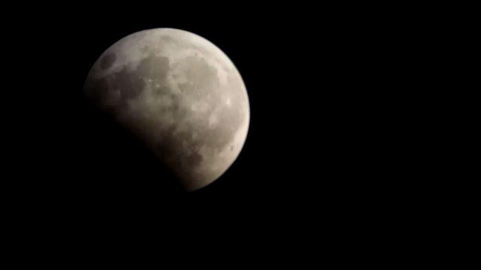 Catat! Waktu Gerhana Bulan Sebagian 17 Juli 2019, Bisa Dilihat Langsung di Indonesia