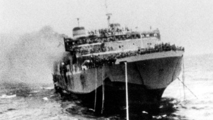 Hari Ini 40 Tahun Lalu, Tampomas II Tenggelam, Jadi Kecelakaan Kapal Paling Tragis di Indonesia