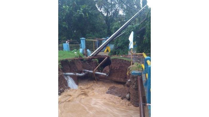 Terdapat Banjir di Sejumlah Wilayah di Purwakarta, Dinas Bina Marga Sebut Tanggung Jawab Dinas Ini