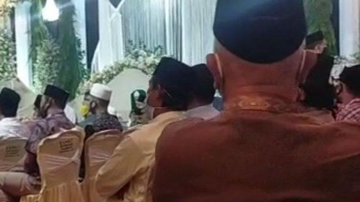 Anggota DPRD Berurusan dengan Polisi, Nekat Gelar Resepsi Pernikahan Anak Meski Masih Status PPKM