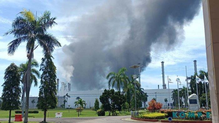 Kebakaran Kilang Minyak Balongan hingga Ribuan Orang Mengungsi, Polisi Periksa Karyawan Pertamina