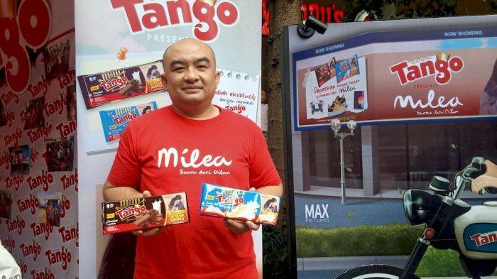 Edisi Hari Milea, Tango Peduli Gizi Anak Indonesia Kegiatan Sebelum Gala Premier Film Milea