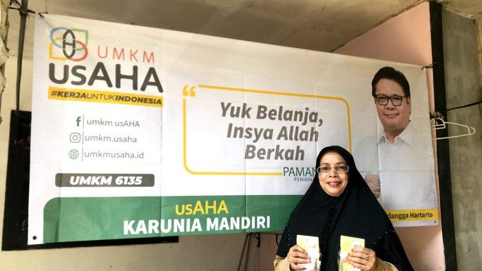 Airlangga Hartarto Bina 4000 Lebih Pelaku UMKM di Jabar, Buka Peluang Distribusi Barang Lebih Luas