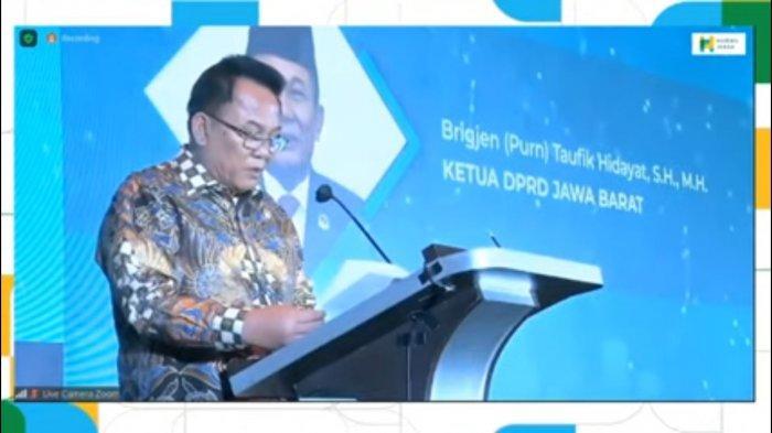 Musrenbang Jabar, Ketua DPRD Jabar Soroti Lima Permasalahan di Jabar