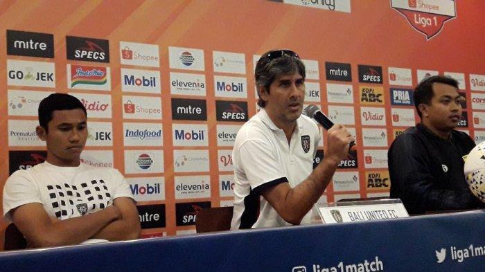 Soal Wacana Perampingan Kuota Asing di Liga 1, Pelatih Bali United: Kualitas Kompetisi Bisa Turun