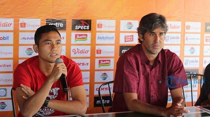 Hadapi Persib Bandung, Bali United Siap Tampil Full Team, Spaso Main?
