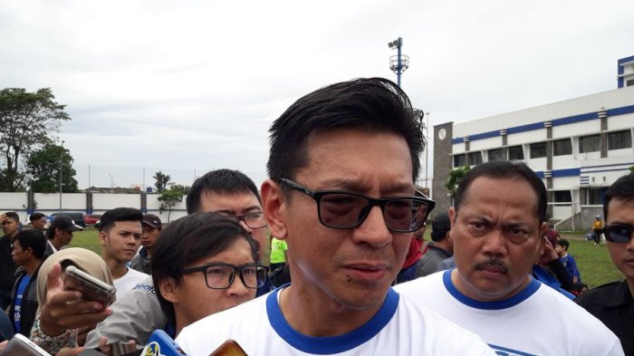 Manajemen Persib Bandung Paham Piala Wali Kota Solo Diundur, Robert Alberts Hanya Tertawa