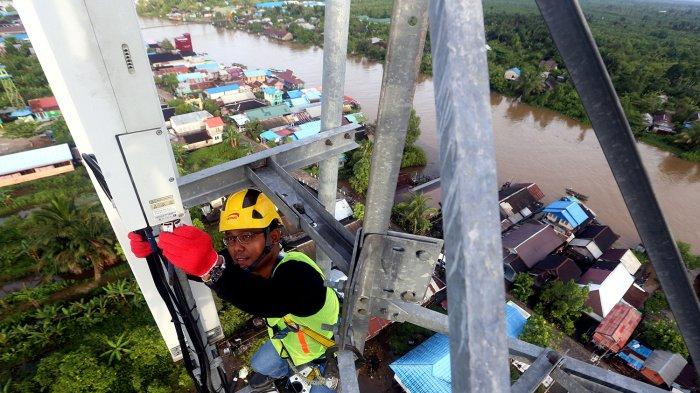 Gencar Bangun Jaringan di Luar Jawa, XL Axiata Perkuat Fondasi Pertumbuhan