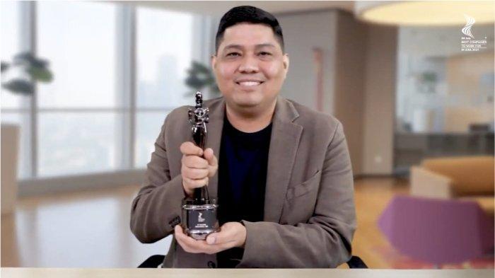Sukses Kelola Talenta, Telkom Raih Penghargaan Best Company to Work For in Asia 2021
