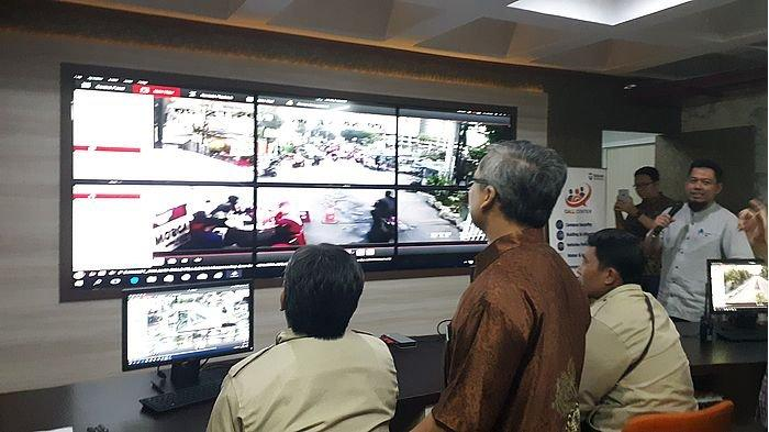 Tingkatkan Keamanan Kampus, Tel-U Bangun Command Center dengan 300 CCTV dan 10 Panic Button