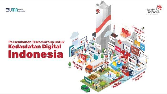 Profitabilitas Kian Cemerlang & Catat Kinerja Positif, Transformasi Digital Telkom Membuahkan Hasil