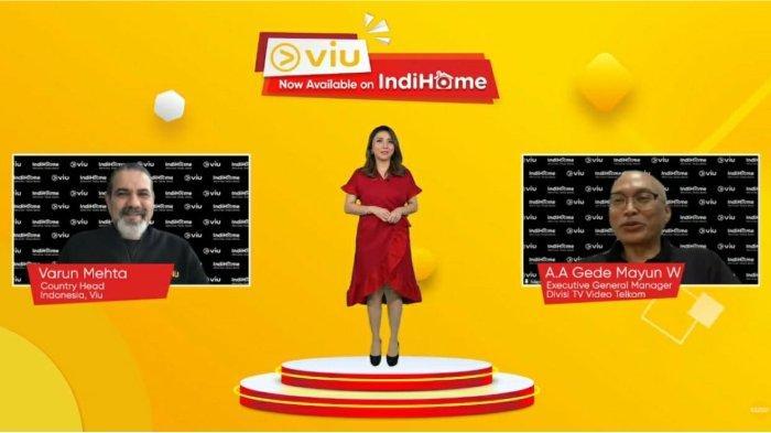Bersama Viu, IndiHome Hadirkan Hiburan Korea dan Asia Terbaik