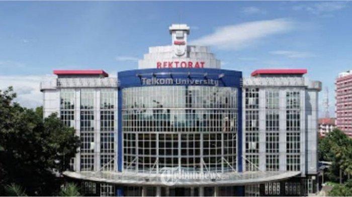 Telkom University Pertahankan 4 Tahun Gelar Kampus No.1